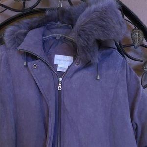 Worthington hooded jacket warm jacket!! Nordstrom